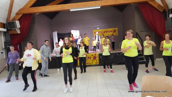 Téléthon 2017 - Cherrueix (17)