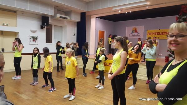 Téléthon 2017 - La Richardais (1)