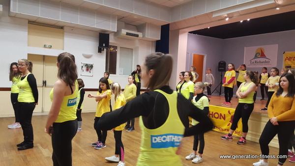 Téléthon 2017 - La Richardais (3)